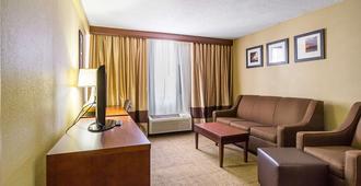 Comfort Inn Downtown - קליבלנד - סלון