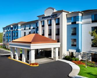 SpringHill Suites by Marriott Danbury - Дэнбери - Здание