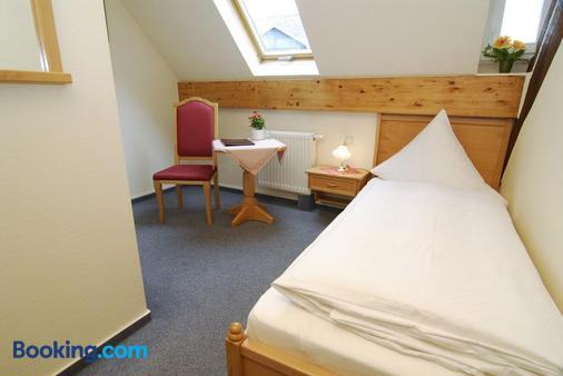 Wirtshaus zum Pferdemarkt - Saarburg - Bedroom