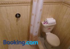 Hotel Simmonds Guayaquil - Guayaquil - Bathroom