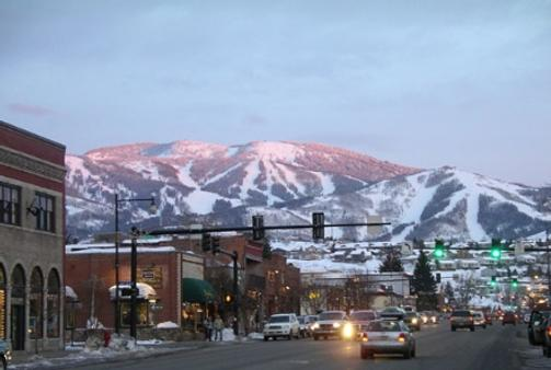 Steamboat Mountain Lodge - Steamboat Springs - Outdoors view