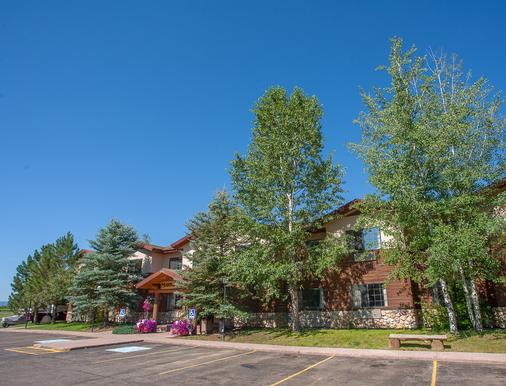 Steamboat Mountain Lodge - Steamboat Springs - Building