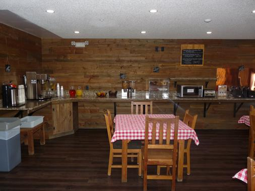 Steamboat Mountain Lodge - Steamboat Springs - Buffet
