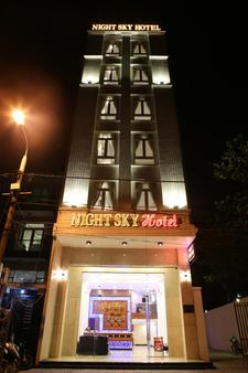 Night Sky Hotel - Da Nang - Building