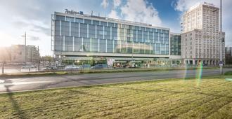 Radisson Blu Hotel, Leipzig - Leipzig - Rakennus