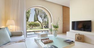Muse Saint Tropez / Ramatuelle - Ramatuelle - Living room