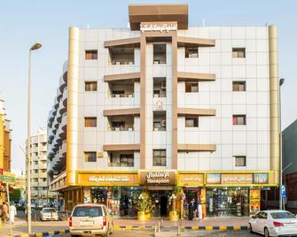 OYO 467 Al Dahya Hotel - Абха - Будівля