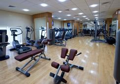 Time Ruby Hotel Apartments - Sharjah - Gym