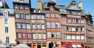 Mercure Rennes Place Bretagne - Rennes - Building