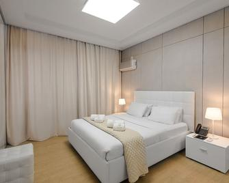 Elite Apart-Hotel - Nur-Sultan - Schlafzimmer