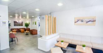 City Hostel Geneva - Jenewa - Lobi