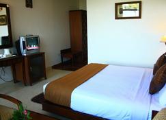 Kasauli Castle Resort - Kasauli - Bedroom