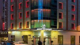 Hotel Santo Domingo - Madrid - Rakennus