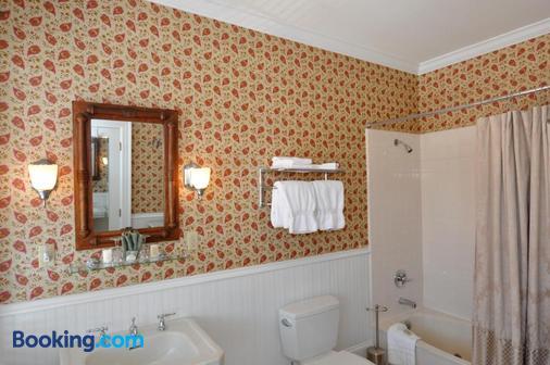Bluff View Inn - Chattanooga - Μπάνιο