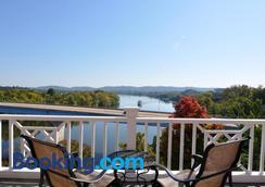 Bluff View Inn - Chattanooga - Μπαλκόνι
