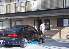 Brooklyn Motor Lodge - Hamilton - Außenansicht