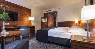 慕尼黑瑪麗蒂姆酒店 - 慕尼黑 - 慕尼黑 - 臥室