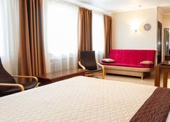 Antwo-Hotel - Kharkiv - Soveværelse