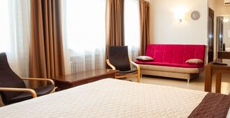 Antwo-Hotel - חארקיב - חדר שינה