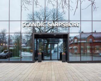 Scandic Sarpsborg - Sarpsborg - Building