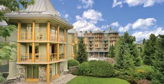 Worldmark Whistler - Cascade Lodge - Whistler - Toà nhà