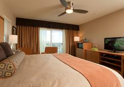 The Coho Oceanfront Lodge - Lincoln City - Bedroom