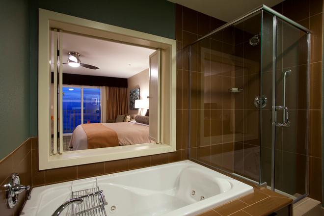 The Coho Oceanfront Lodge - Lincoln City - Bathroom
