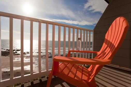 The Coho Oceanfront Lodge - Lincoln City - Balcony
