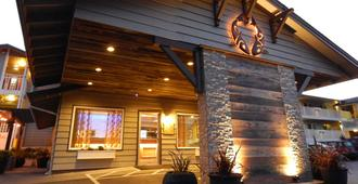 The Coho Oceanfront Lodge - Lincoln City - Building