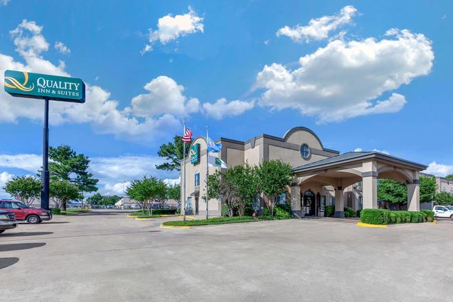Quality Inn & Suites Durant - Durant - Edificio