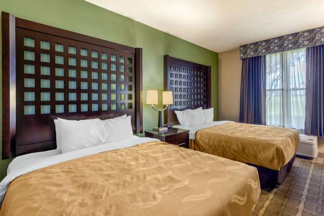 Quality Inn & Suites Durant - Durant - Habitación