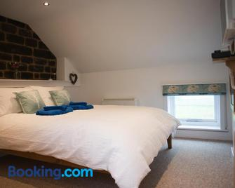 Anroach Farm - Leek - Schlafzimmer