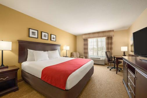 Country Inn & Suites by Radisson Minot, ND - Minot - Schlafzimmer