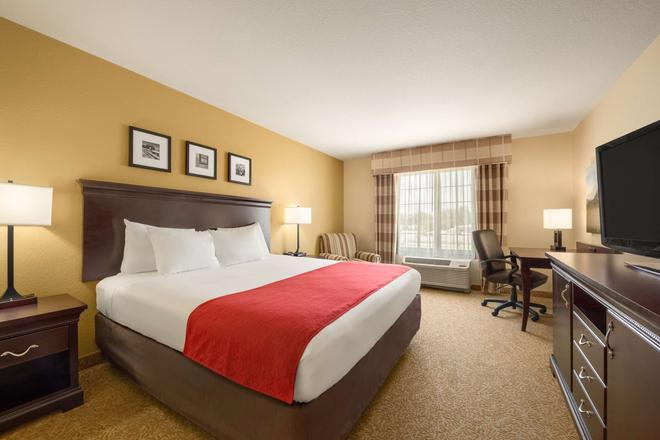 Country Inn & Suites by Radisson Minot, ND - Minot - Makuuhuone