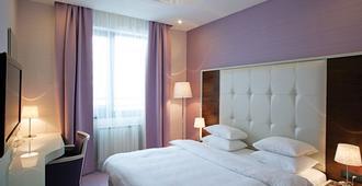 Crystal Hotel Belgrade - בלגרד - חדר שינה
