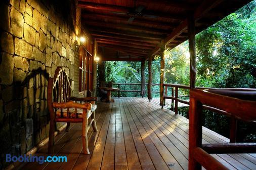 La Aldea de la Selva Lodge - Puerto Iguazú - Ban công