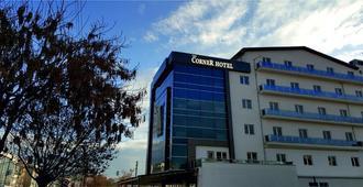 The Corner Hotel - Ankara - Gebäude