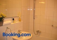 Hotel Gasthof Rössle - Stetten am Kalten Markt - Bathroom