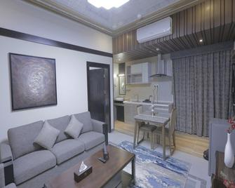 Niyaf Hotel Suites - Khamis Mushait - Living room