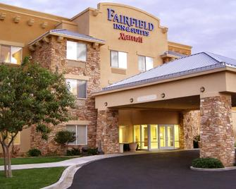 Fairfield Inn and Suites by Marriott Clovis - Clovis - Gebouw