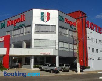 Di Napoli Plaza Hotel - Gurupi - Building