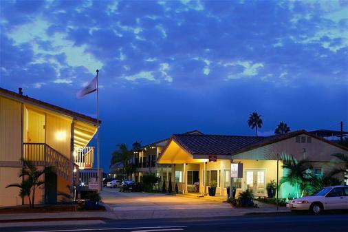 Pacific Shores Inn - San Diego - Building