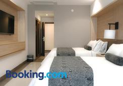 Hotel Real Maestranza - Guadalajara - Bedroom