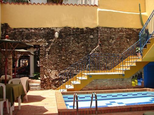 Hotel Casa De Las Palmas - Cartagena