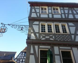 Hotel Blaues Haus - Otterberg - Gebäude