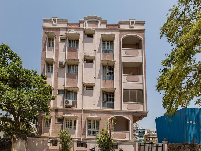 Oyo 1074 Valley View Apartments - Hyderabad - Bâtiment