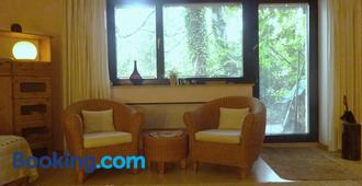Guest Apartment Unterbach - Düsseldorf - Sala de estar