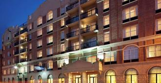 Hilton Garden Inn Savannah Historic District - Savannah - Bygning