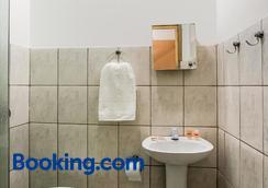 OYO Hotel Nobrega Aeroporto De Congonhas - Sao Paulo - Bathroom