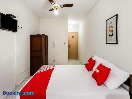 OYO Hotel Nobrega Aeroporto De Congonhas - Sao Paulo - Bedroom